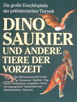 encyclopaedia of prehistoric animals