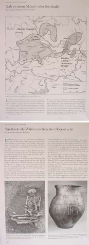 first comprehensive presentation of the Stone Age in German, Austria and CH