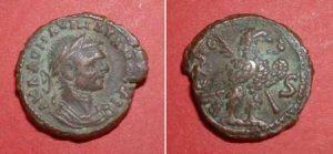 Aurelianus, Emperor A.D. 270-275, Billon tetradrachm
