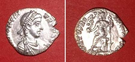 Siliqua (Honorius)